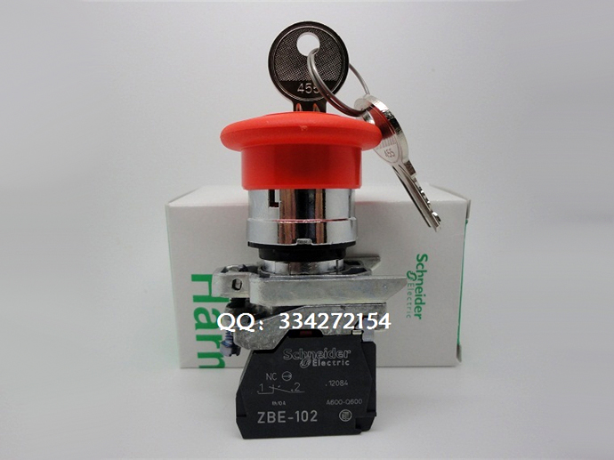 Push button switch XB4 Series XB4BS9445 XB4-BS9445 push button switch xb4 series zb4bj5 zb4 bj5