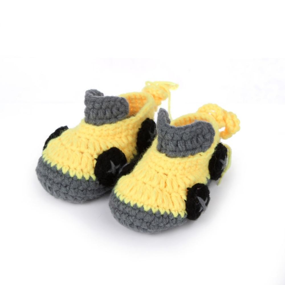 Cute-Car-design-Handmade-Knit-baby-knitting-Woolen-Sock-Shoes-baby-photography-props-5BS44-2