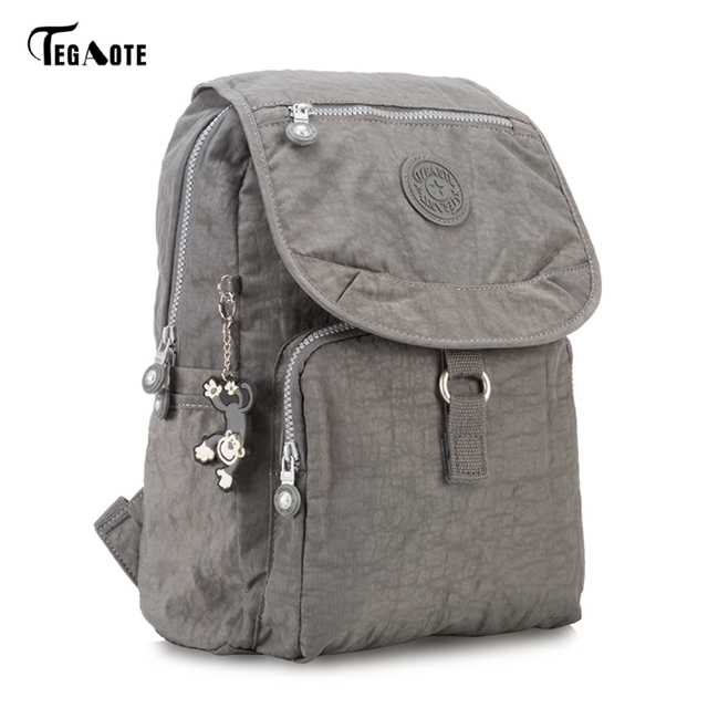 TEGAOTE Children Backpack Schoolbags Lightweight Knapsack For Youth Kids  Boys Girls School Bags for Teens Classic Mini Backpacks 9918dd8b7932c