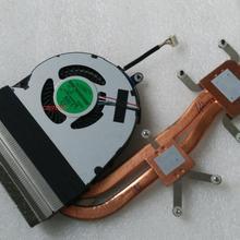 Новинка для lenovo IdeaPad B5400 B5400A-ITH M5400 3QBM5TMLV30 BATA0710R5H PN01 AB07405HX090B00 00BM5 DA2L Процессор радиатора Вентилятор охлаждения