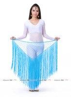 2016 La nueva Argentina vendaje estilo del cabo toalla toalla cadera danza del vientre danza del vientre cintura cadena 13 color sirena nalgas
