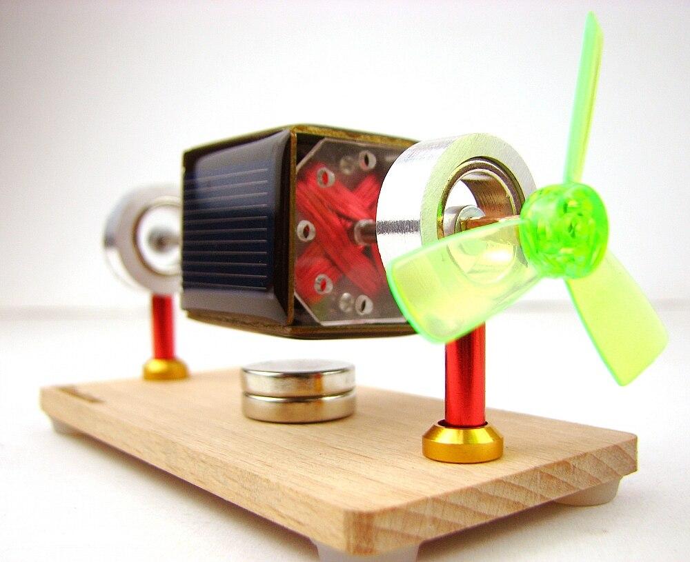 Mendocino Motor solar toy scinece diy font b Electronics b font toy