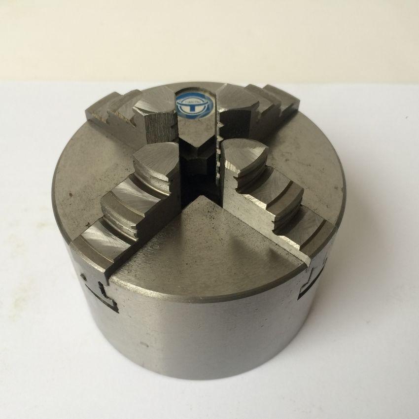 Axe rotatif K12-125 mâchoires 125mm 4 mâchoires tour machines-outils pince tour mandrin
