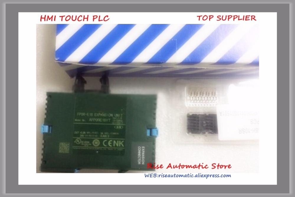 New Original Programmable Logic Controller AFP0RE16YT PLC Transistor NPN 0.3 A FP0R Expansion UnitNew Original Programmable Logic Controller AFP0RE16YT PLC Transistor NPN 0.3 A FP0R Expansion Unit
