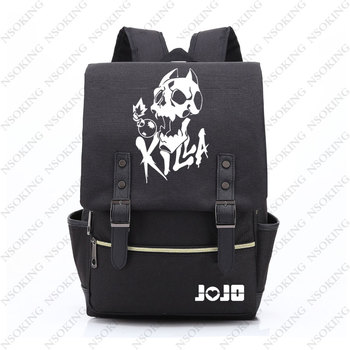 JOJO'S BIZARRE ADVENTURE backpack oxford Bag Schoolbag Travel Bags - discount item  20% OFF Backpacks