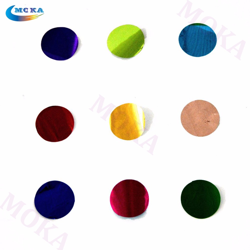 2kg/lot confetti accessoriesTissue paper machine salyut stage effect festival party decoration - MOKA STAGE LIGHT & FX store