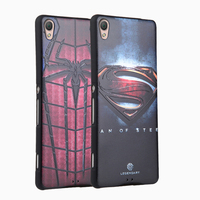 For Sony Xperia XA Case 5 0 Inch Soft TPU Silicone Case 3D Relief Painting Back
