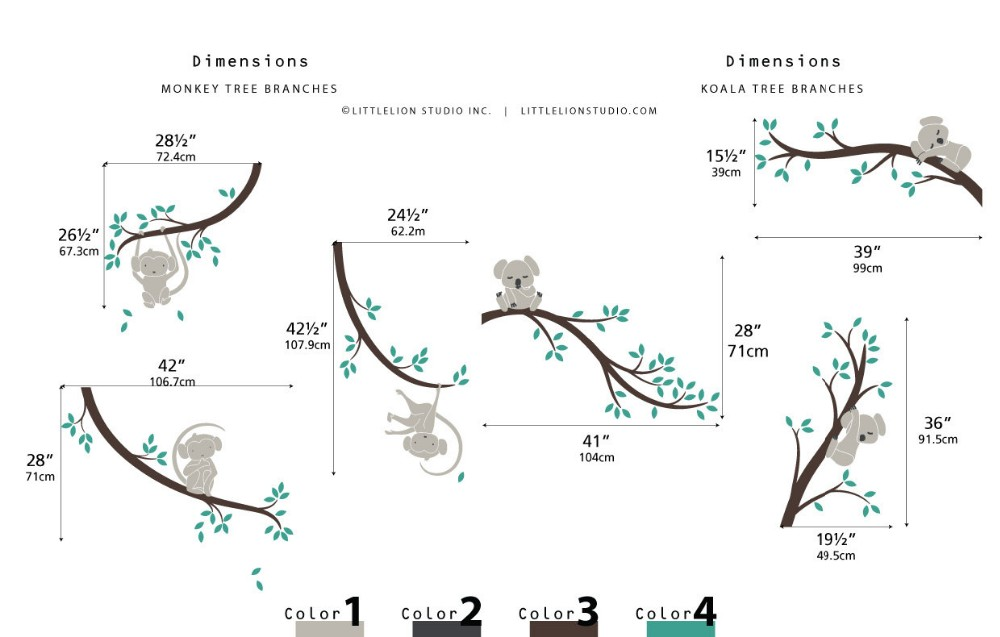 Creative Design White Tree Wall Stickers With Birds And Birdhouse Vinyl Wall Decal Hot Selling Wallpaper Home Decor Mural JW226C - 5