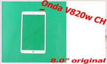 New Quality 8.0 Touch Screen for Onda V820w CH Touchscreen Capacitive Screen Digitizer Glass Repair планшет onda v820w wifi 32gb win8
