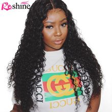 Lace Front Human Hair Wigs For Black Women Brazilian Afro Kinky Curly Human Hair Wig Remy Hair Pre Plucked Bleached Knots