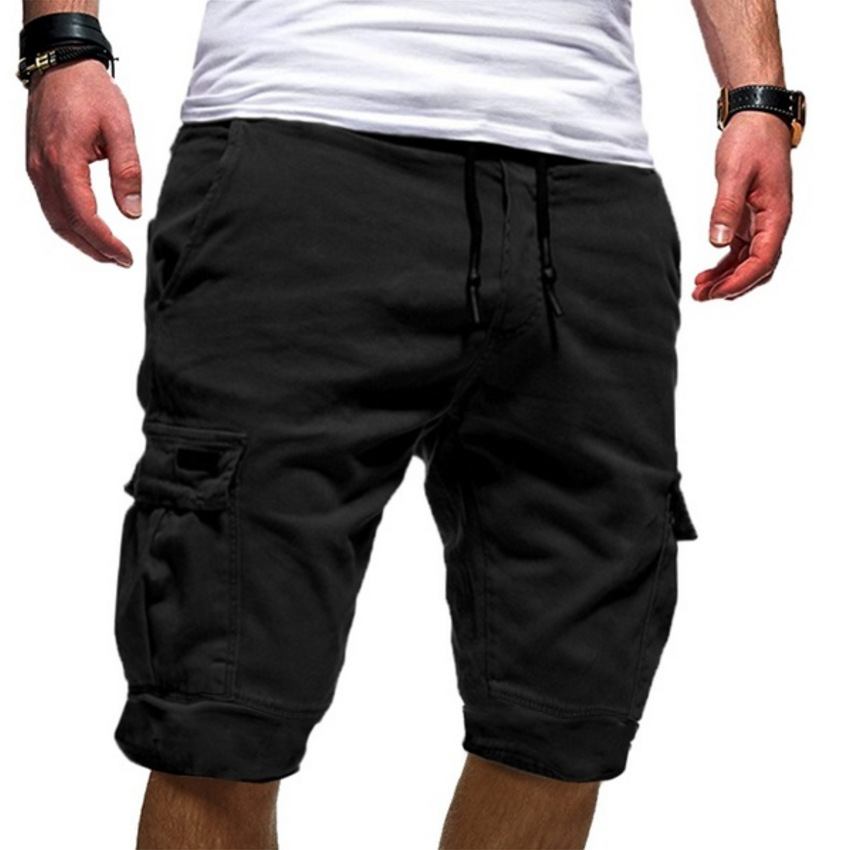 Mountainskin Summer New Men's   Shorts   Cotton Elastic Waist Bodybuilding Gyms Jogger Casual Sport   Shorts   Male Board   Shorts   SA620