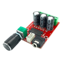 Class D stereo audio amplifier module Yamaha YDA138-E 2x 12W with jack input цена