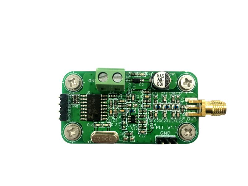 MB1504 Local Oscillator Module 240M-310M Output Frequency Synthesizer Phase-locked LoopMB1504 Local Oscillator Module 240M-310M Output Frequency Synthesizer Phase-locked Loop