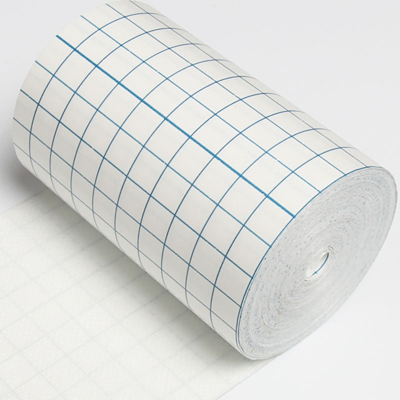 Non-woven Tape Medical Adhesive Plaster Breathable Bandage Anti-allergic Medicinal Wound Dressing Fixation Tape Drug Patches