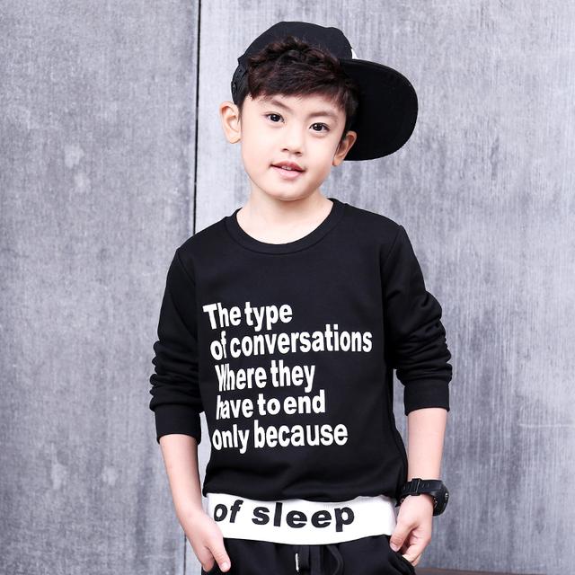 Pioneer da escola dos miúdos crianças meninos primavera outono camisetas 100% algodão inverno manga longa assentamento camisas crianças camisa crianças menino