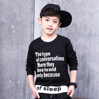 PioneerKids Baby Toddler Kids Boys Spring Autumn Tshirts Cotton Long Sleeve Winter Bottoming Shirts Children Clothes