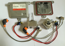 Fast Start Lastre HID Xenon Kit OS ram + PHILI D1 D3 bombilla Para D1S D3S Auto Linterna Del Coche de la Linterna Lámpara de Luz Bombillas de Repuesto