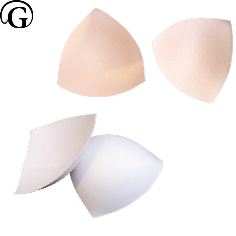c524f0e918609 PRAYGER 20pcs 10pairs women Push Up Breast Sponge Inserts Bra Pads Triangle  Swimwear Bikini Soft
