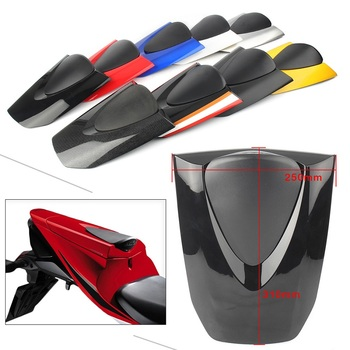 CBR 600 RR F5 Motorcycle Rear Pillion Passenger Cowl Seat Back Cover For Honda CBR600RR 2007 2008 2009 2010 2011 2012