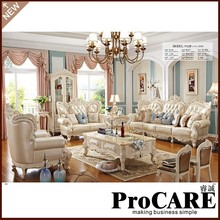 European style fabric sofa set solid wood furniture with lounge chair/chesterfield sofa/chaise/recliner l shaped sofa genuine leather corner sofa with ottoman chaise lounge sofa set low price settee living room sofa furniture