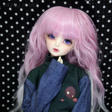 High Temperature Fiber Bjd Sd Dolls Wig Fairyland Minifee chloe sarang High Quality Toys Wig Doll Hair Accessories Variety Model fairyland minifee eva 1 4 bjd sd dolls model girls boys eyes high quality toys shop resin figures fl
