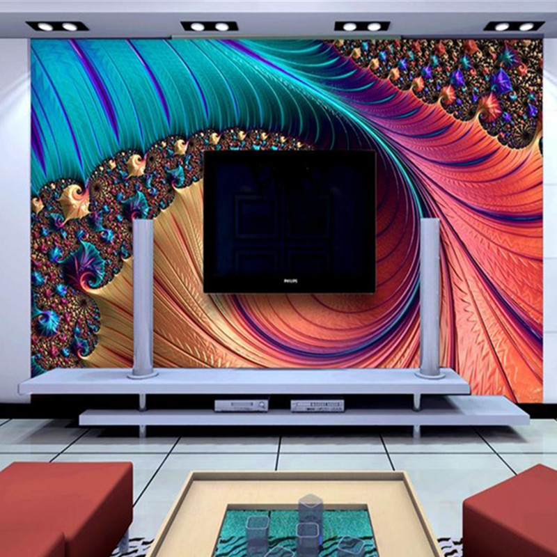 Custom 3 d Wallpapers for Walls Large Living Room Wallpaper Wall Mural  Bedroom European Luxury Wallpaper Beautiful Walll Papers geography of south africa mural wallpaper 3d in european style living room tv wall background 3d wallpapers for walls