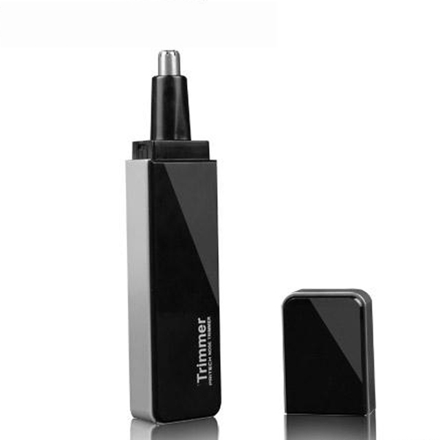 Nose Hair Trimmer For Men Trimer Ear Face Eyebrow Hair Removal Eyebrow Trimmer 3 In 1 Sleek Design Wireless Electric Shaving 2