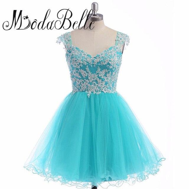 70be2816f2 Vestidos casuales azul turquesa - Vestidos de colores para todos los ...
