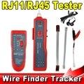 Телефон Телефонной Сети RJ45 RJ11 Кабель Провода Tracker Тестер Телефон Генератор Диагностика Тон Сетевых Инструментов Новый