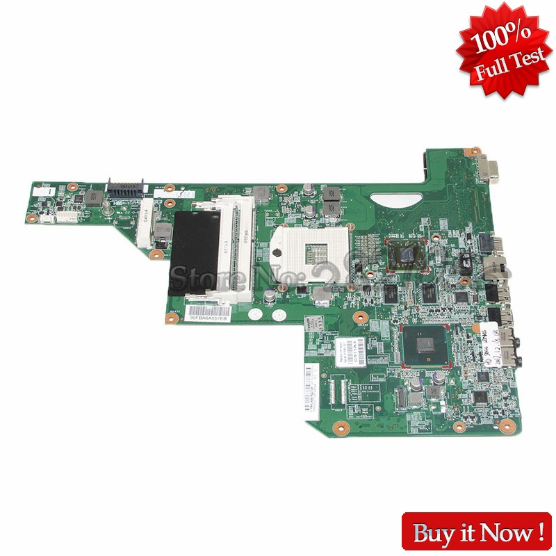 NOKOTION 615381-001 Notebook PC Main board For Hp G62 Laptop Motherboard 15.6 inch HM55 DDR3 with Video card collins russian gem dictionary