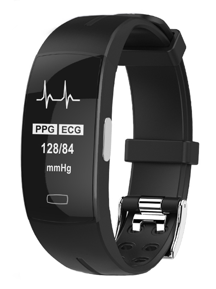 KAIHAI Wristband Monitor Watch ECG Fitness-Tracker Activity PPG Blood-Pressure-Measurement