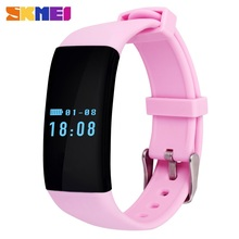 Fashion Bluetooth Smart Watch with Pedometer Sleep Fitness Tracker Swim Band Sport Smartband Pulsometer for Android iOS Women Sp