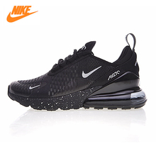 Nike Air Max 270 Men's Running Shoes, Original Sports Outdoor Sneakers Shoes, Black Orange, Breathable  AH8050-016 AH8050-202