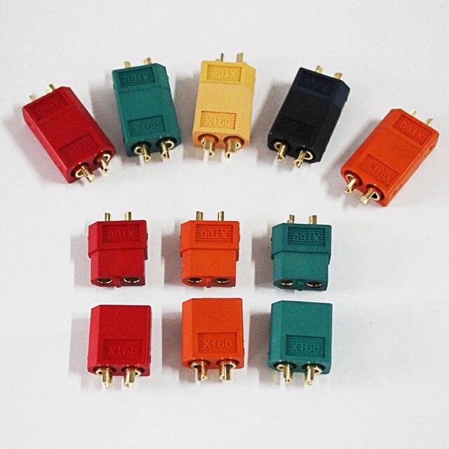 XT60 stecker männlich und weiblich stecker 10 pairs 5 farben für robocat 270 quadcopter