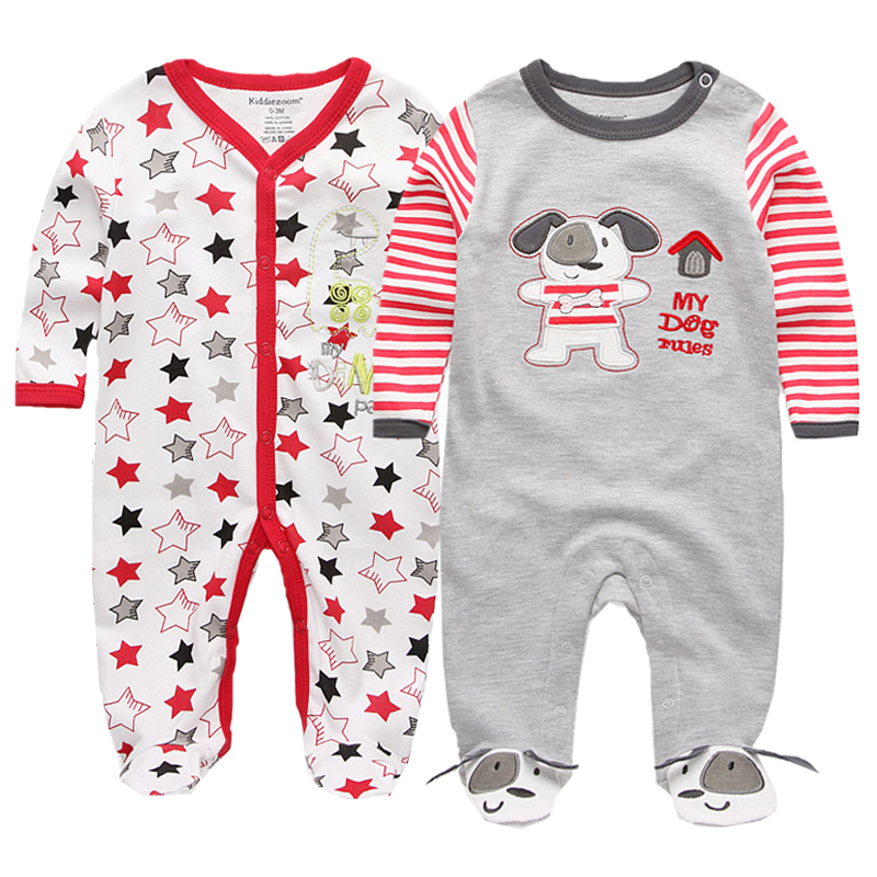 Top-Quality-Baby-Girls-Boys-Clothes-O-Neck-Cartoon-100Cotton-Long-Sleeve-Baby-Rompers-Jumpsuits-0-12M-infant-product-2
