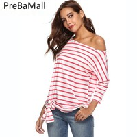 2018 Fashion Maternity Clothes Tops Sexy Striped Blouse Shirts Clothing For Pregnant Women Maternity Tops/T shirt B0553