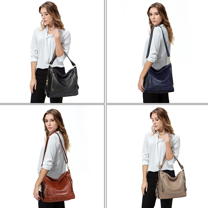 Handbags for Women,  Shoulder Bags PU Leather Hobo Handbags Top-Handle Purse For Ladies 1