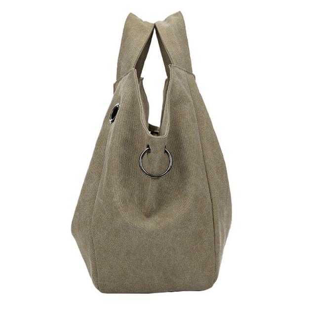 Luxury Handbags New Fashion Canvas Big Women Bags High Quality Hobo Messenger Bags Famous Top-Handle Bags 2016 Brand Lady XA883B
