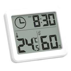 PANDUN ультра-тонкий Простой ЖК-цифровой термометр lcd гигрометр точный и прочный электронный экономия энергии температуры и Ху