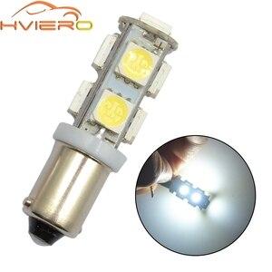 T11 Ba9s 5050 9Smd белый автомобильный маркер лампы авто светодиодный светильник для багажника гирлянда для чтения купольная дверная лампа прибор...