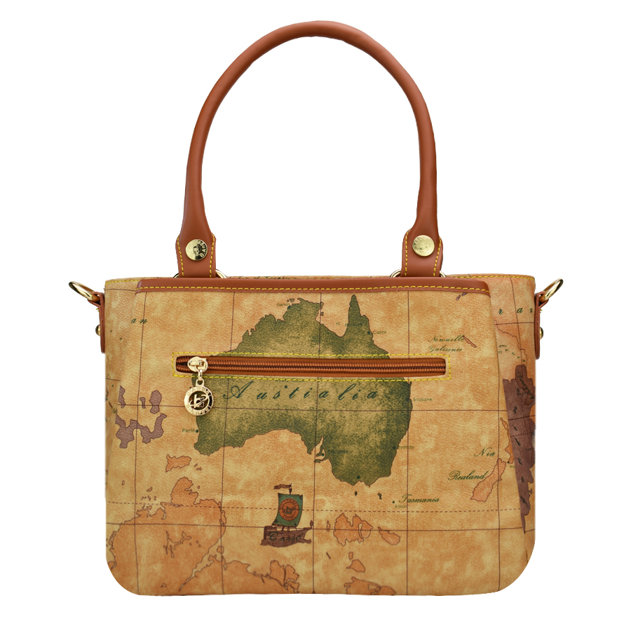 High quality world map women bag fashion women messenger bags high quality world map women bag fashion women messenger bags special handbag brand designer shoulder bag retro school bags in top handle bags from luggage gumiabroncs Choice Image