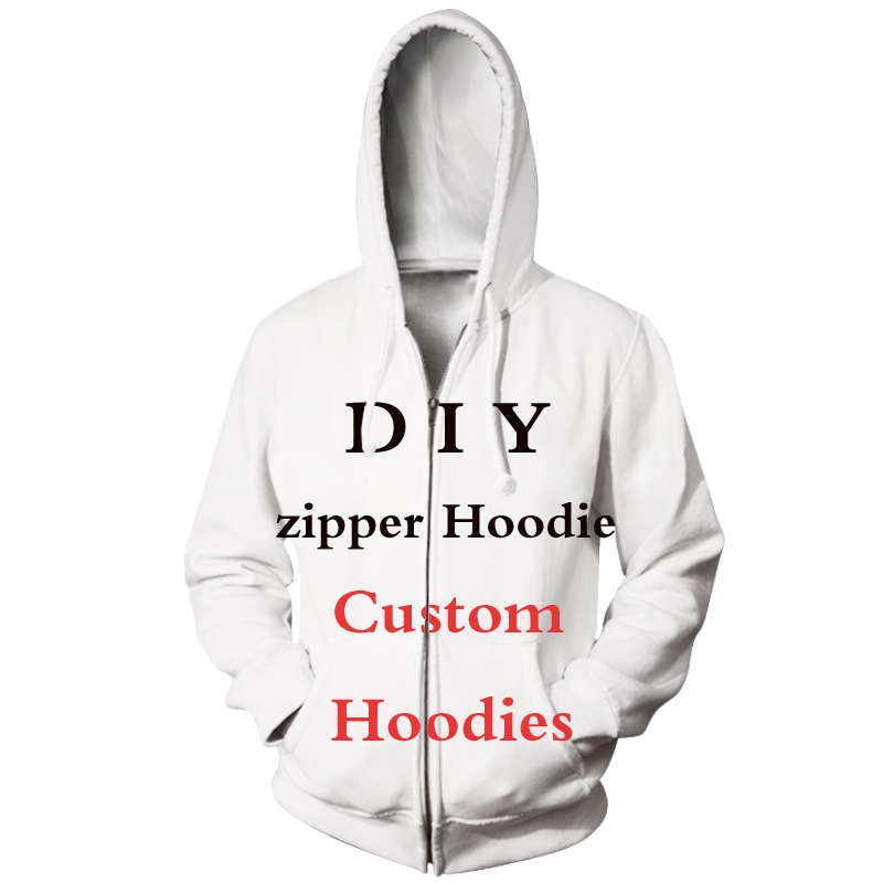 YOUTHUP 2018 Custom Hoodies Men/Women Co