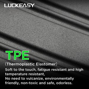 Image 2 - LUCKEASY TPE Custom Fit All Weather Floor Mats for Tesla Model 3 2017 2018 2019 All Weather Waterproof and Wearable