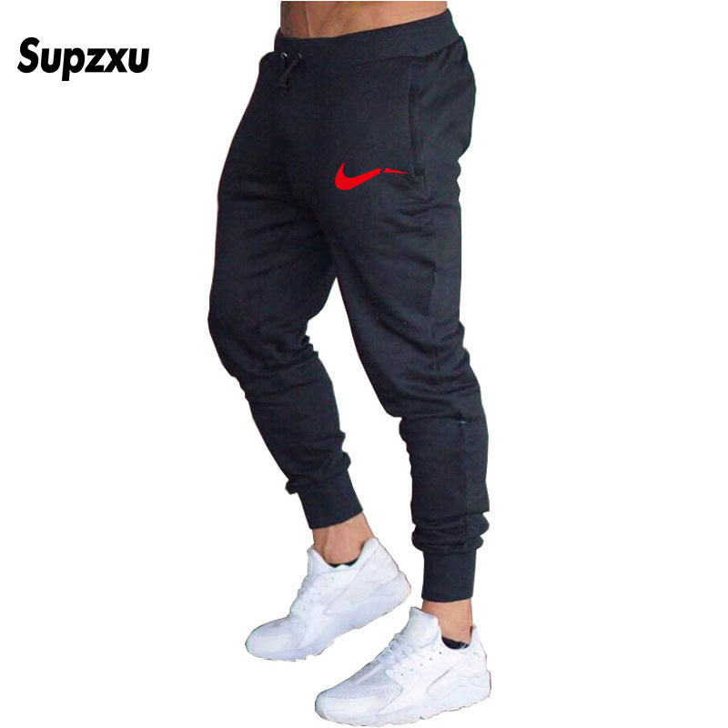 High Quality Jogger Pants Men Fitness Bodybuilding Gyms Pants Runners Brand Clothing Autumn Sweat Trousers Britches Casual Pants