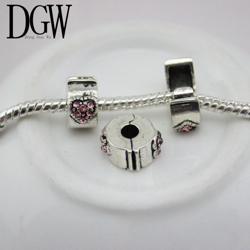 online buy wholesale charm bracelet clips from china charm bracelet clips wholesalers. Black Bedroom Furniture Sets. Home Design Ideas