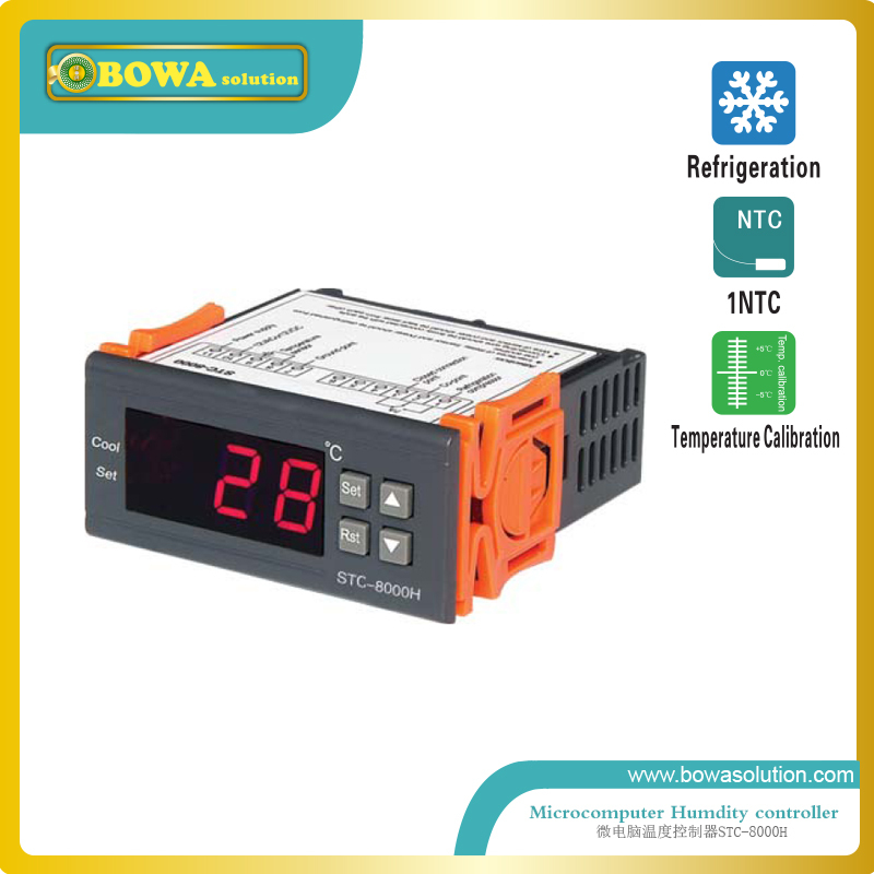 Microcomputer Temperature Controllers for display cabinet  цены