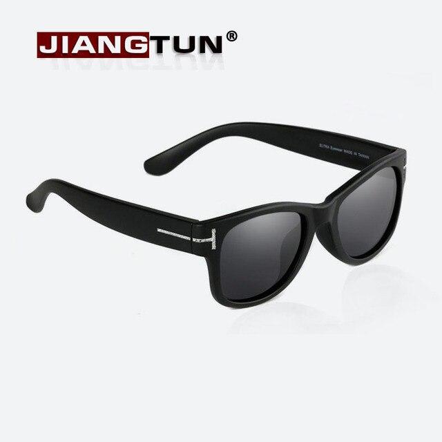 JIANGTUN Nova Marca Dos Miúdos Designer Óculos De Sol UV400 Polarizada  Óculos Frame Dúctil Estilo Bonito 059a5303e1