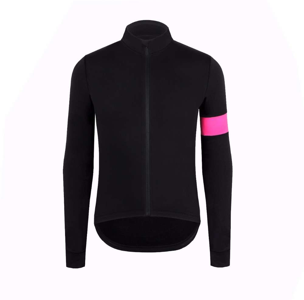 2017 classic design thermal fleece Cycling Jersey long sleeve Cycling clothing for Winter Road MTB fleece bicycle Jacket winter
