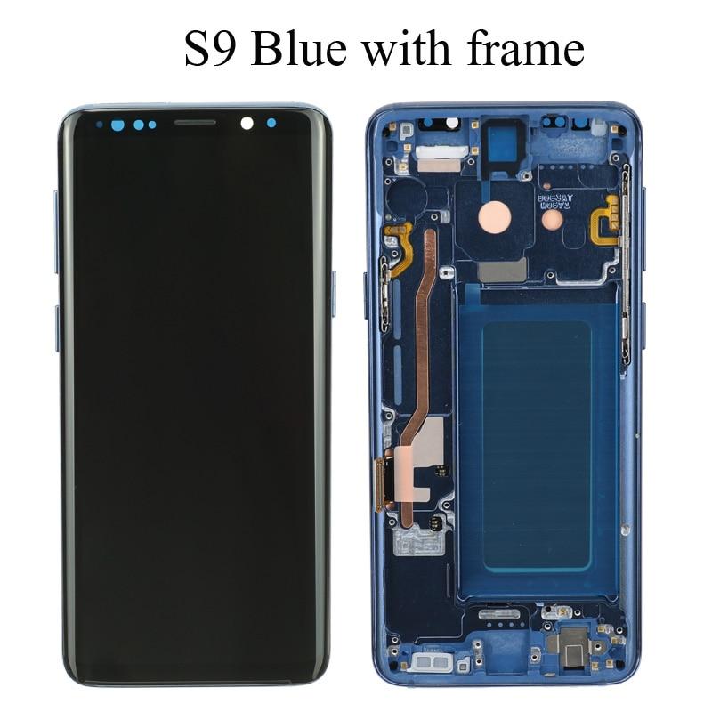 S9 Light Blue Frame