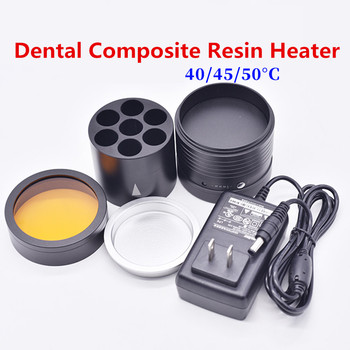 100-240V Dental Composite Resin Heater Warmer Oral material softener Photosensitive Resin heating machine Y
